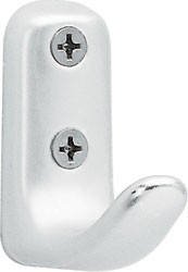 Aluminum Coat Hook 263-168