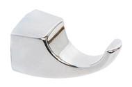 Aluminum Coat Hook 196-205 - Polished Chrome