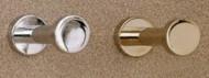 Brass Coat Knob 196-232 - Multiple Finish Options