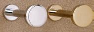 Brass Coat Knob 196-234 - Multiple Finish Options