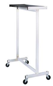 Heavy Duty Standing Coat Hanger or Hook Rack, Optional Casters 230-222