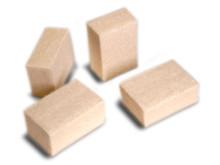 "Bearer Wipes for Komori - Pkg12           (1-1/4 x 3/4 x 1/4"")"