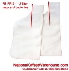 Filter Bag for Prisco - Dozen (12)