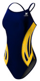 Navy and Gold