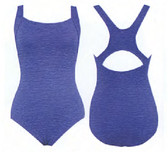 Polyester Krinkle Active Back W