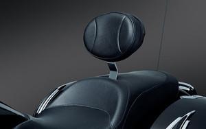 Driver Backrest