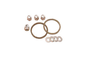 Genuine James Gaskets Exhaust Port Gasket Kit for '84-12 Big Twin & '86-12 XL