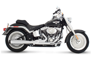 Rinehart Exhaust  2-into-1 Exhaust Systemfor Softails '86-Up