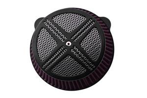 Baron Custom XXX Air Cleaner Assembly for V-Star 650 -Black