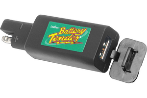 Battery Tender Quick Disconnect Plug USB Charger -Each