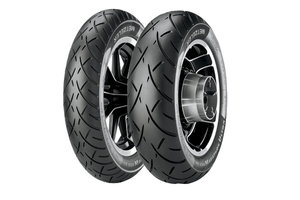 Metzeler Tires ME888 Marathon ULTRA Mileage-No Compromise  Blackwall Front Tire -130/60-23-TL  (65H) -Each
