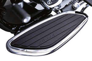 Cobra Swept Front Floorboard Kit  for VTX1800C/F '02-up