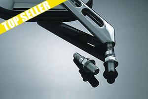 Kuryakyn Mirror Adapters  for Metric Cruisers (Kawasaki, Honda, Suzuki, Victory)