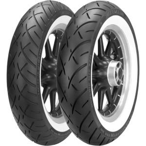 Metzeler Tires ME888 Marathon ULTRA Mileage-No Compromise  Whitewall Rear Tire -MU85B16WWW-TL  (77H) -Each