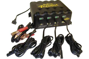 Battery Tender 4 Bank 12V