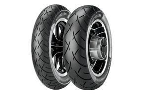 Metzeler Tires ME888 Marathon ULTRA Mileage-No Compromise  Blackwall Rear Tire -140/90B15-TL  (70H) -Each