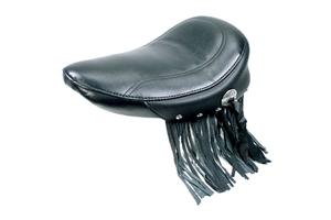 Saddlemen Renegade Deluxe Solo Seat for '79-03 Sportster -Studded