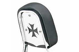 Cobra Sissy Bar Insert for Cobra Bars -Iron Cross