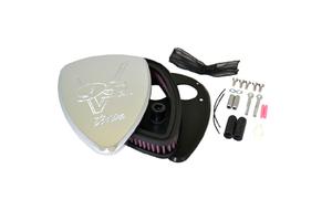 Barons Custom Big Air Kit for Vulcan 1500/1600, Nomad, Drifter & Mean Streak -V95