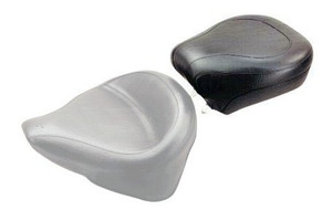 *CLEARANCE* Mustang  Wide Rear Seat for all Softails '00-06 WITH a 150mm Rear Tire -Plain/Vintage