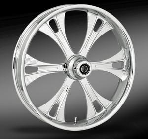 RC Components Valor Chrome Wheel for Harley Davidson Touring Models (Choose Options)