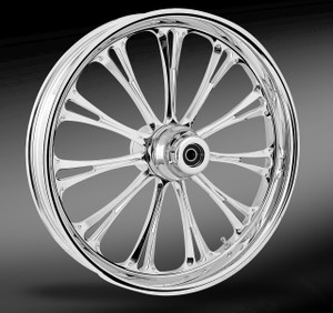RC Components Imperial Chrome Wheel for Harley Davidson Touring Models (Choose Options)