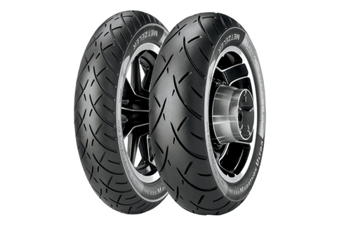 Metzeler Tires ME888 Marathon ULTRA Mileage-No Compromise  Blackwall Rear Tire -160/70B17-TL  (79V) -Each