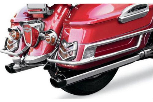 "Baron Custom 3"" Slip On Mufflers for Royal Star Tour Deluxe  '05-09 & Venture '99-08"