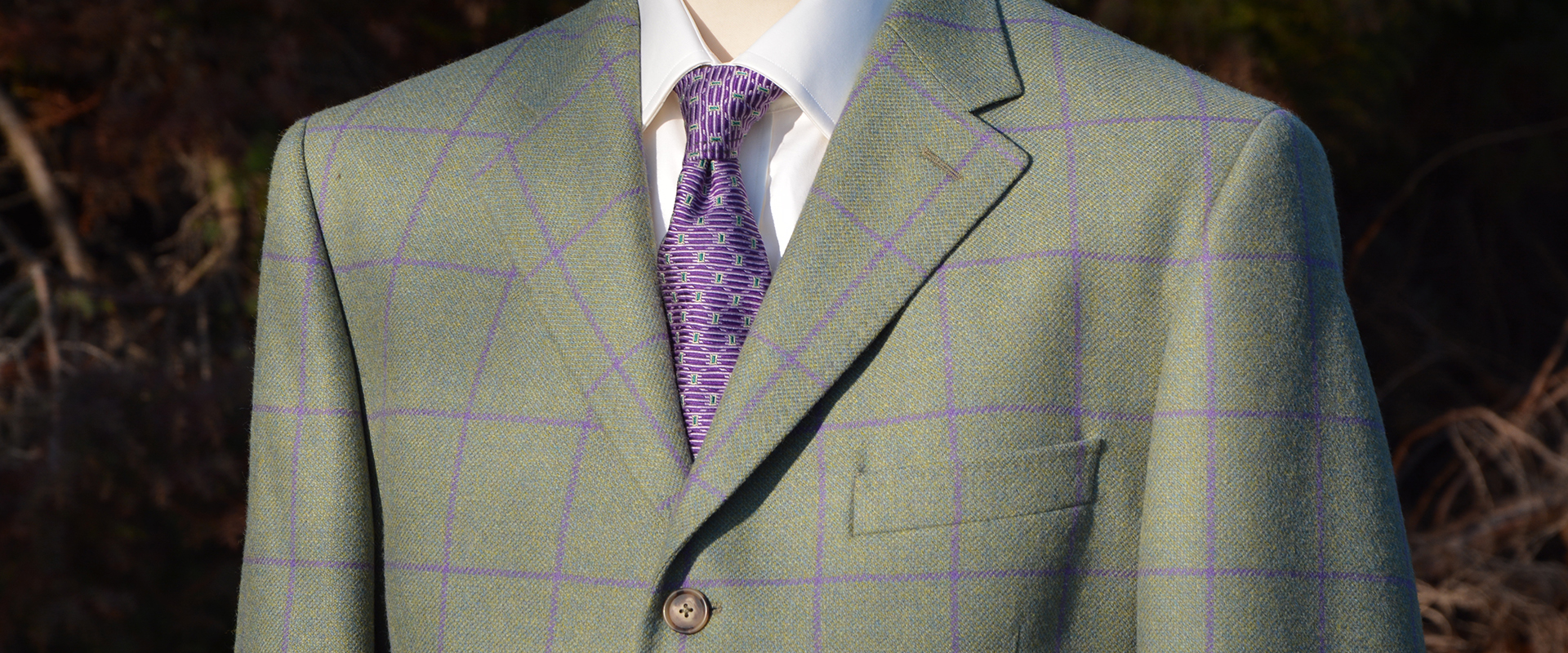 Nochty Tweed Jacket