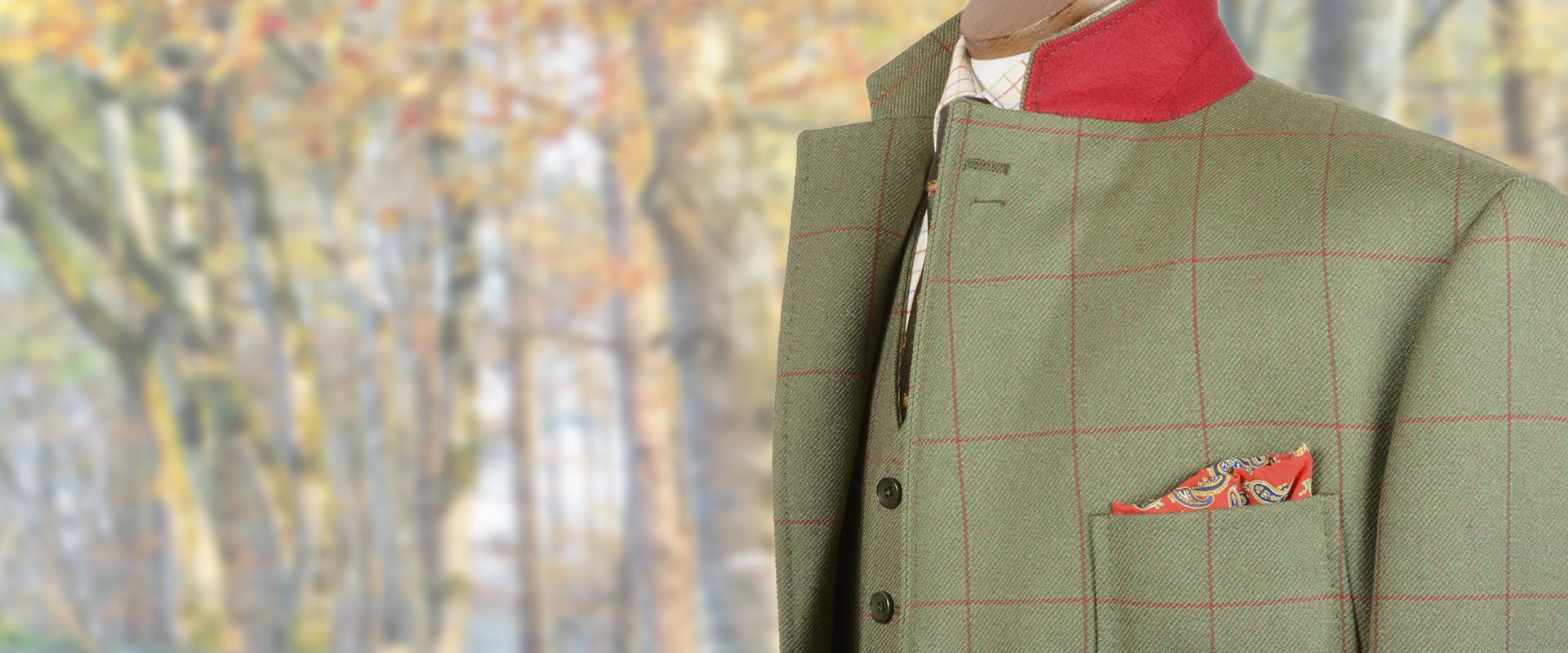 Rory Tweed Jacket and Waistcoat