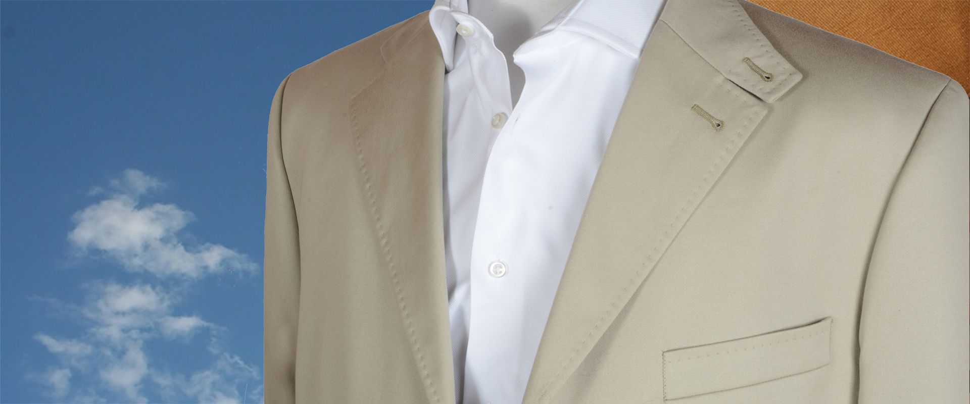 Cotton and Linen Jackets and Suits