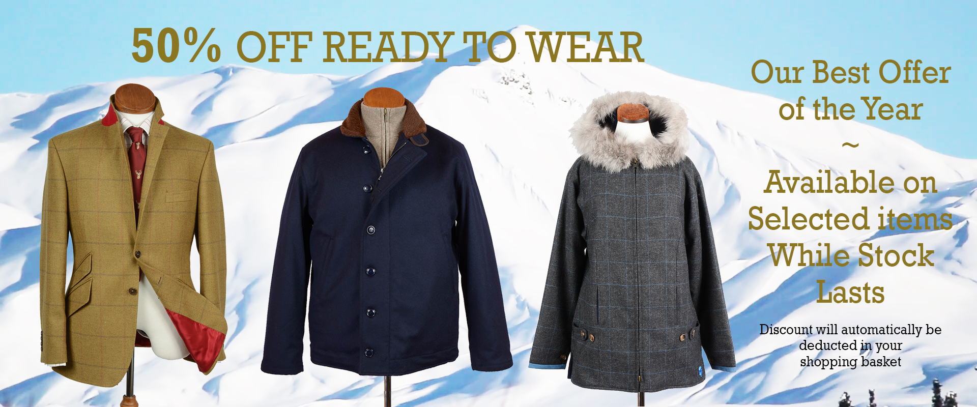 Tweed Jackets Sale