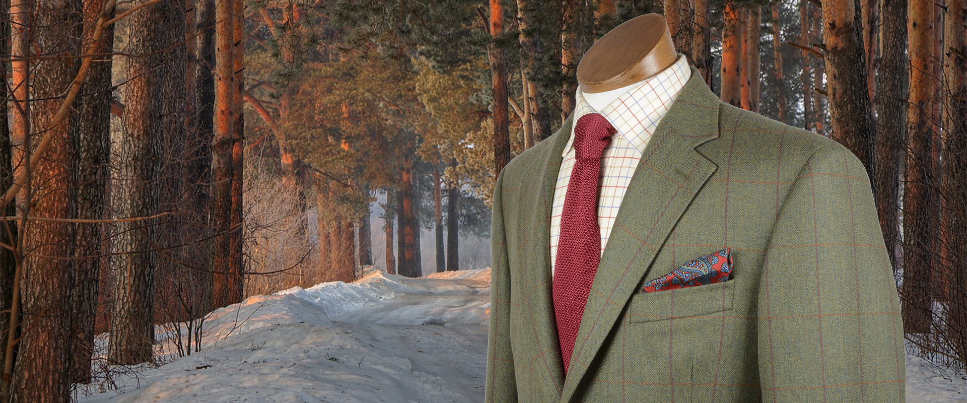 Argyll Tweed Jacket