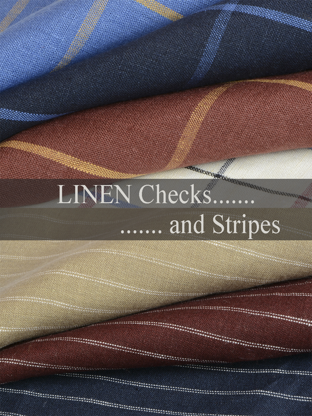 Summer Linen Checks and Stripes