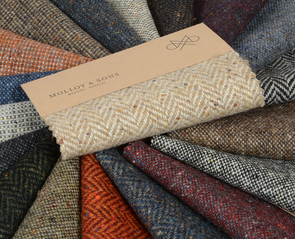 Molloy & Sons Donegal Tweeds