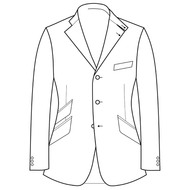 Made to Order Hacking Jacket - Suiting