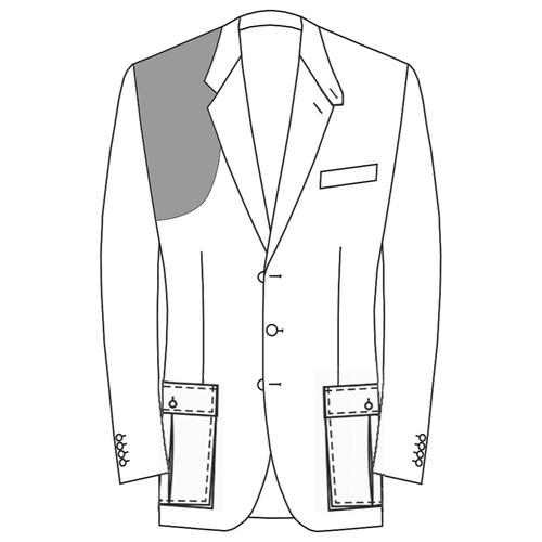 Made to Order Shooting Jacket - Tweed