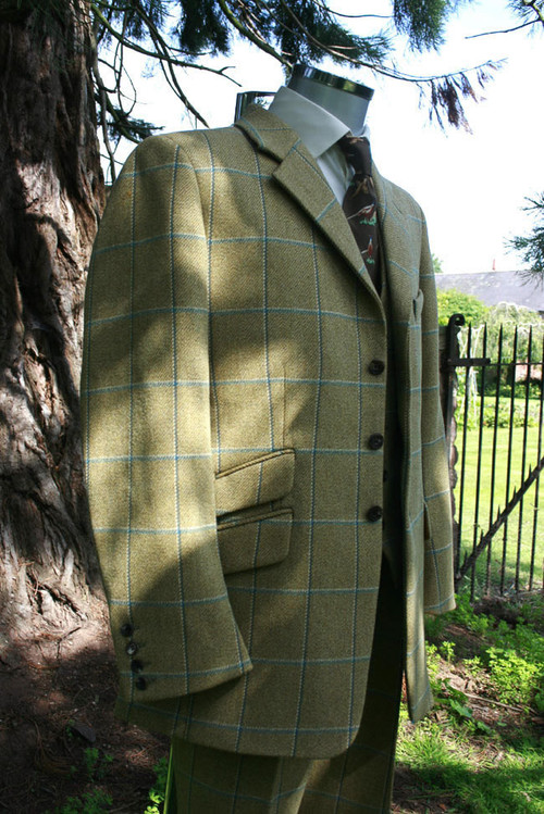 Ness Tweed Suit