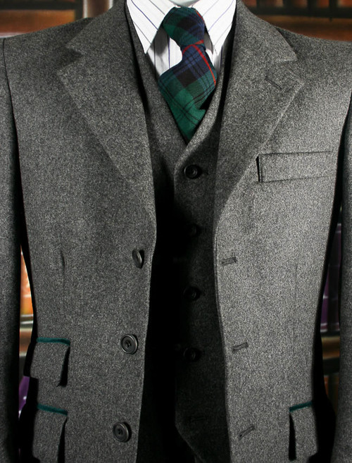 Grey Flannel Suit