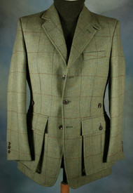 Striven Tweed Shooting Jacket 1