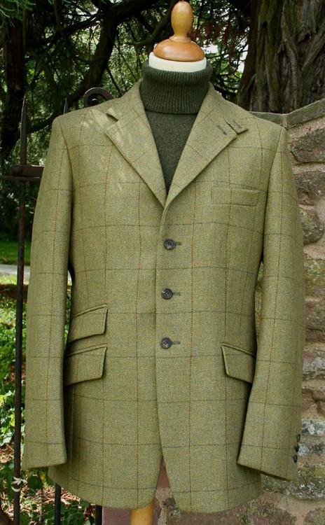 Ryan Tweed Hacking Jacket