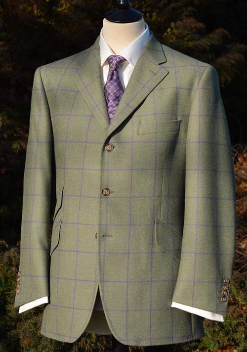 Nochty Tweed Hacking Jacket