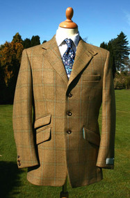 Nevis Tweed Hacking Jacket