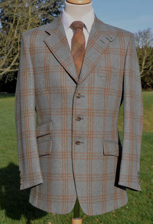 Moy Tweed Hacking Jacket