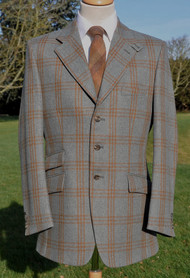 Moy Tweed Hacking Jacket