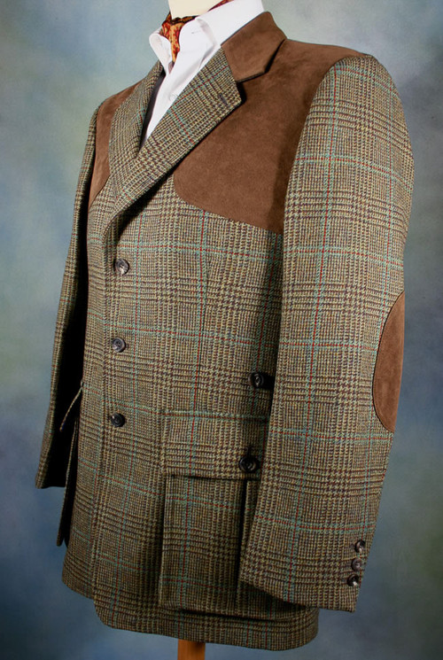 Kinghorn Tweed Shooting Jacket