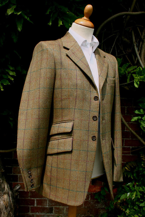Eden Tweed Jacket