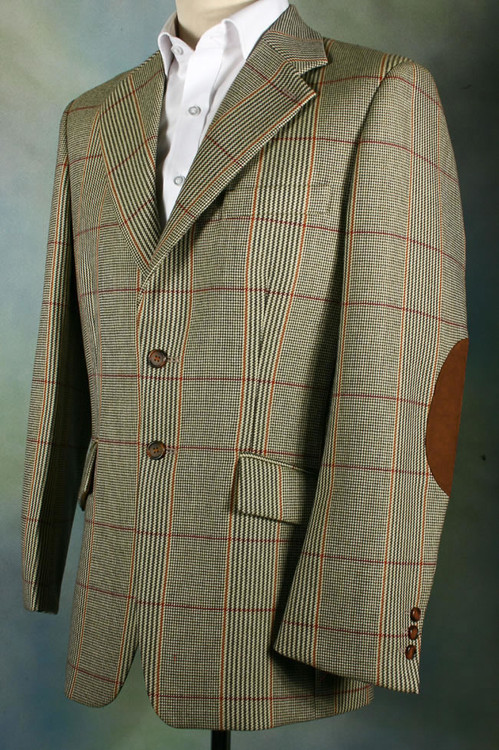 Duddingston Tweed Jacket