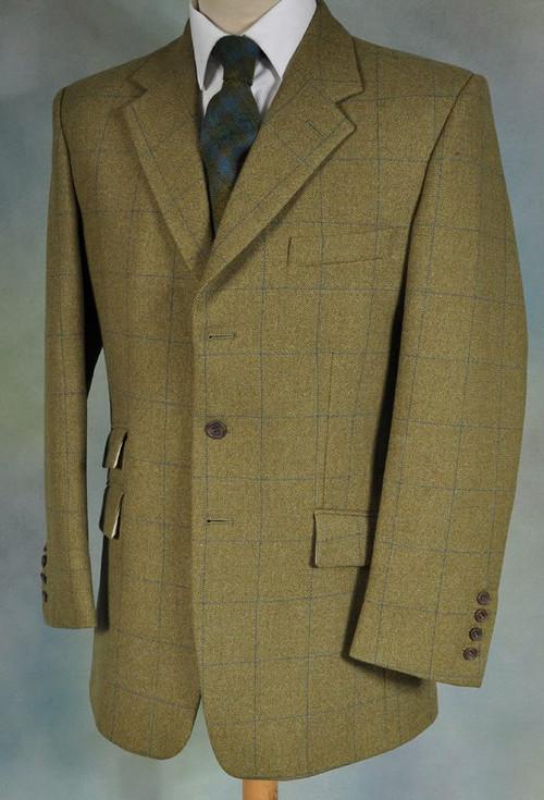 Duart Tweed Hacking Jacket