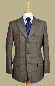 Calgary Tweed Hacking Jacket